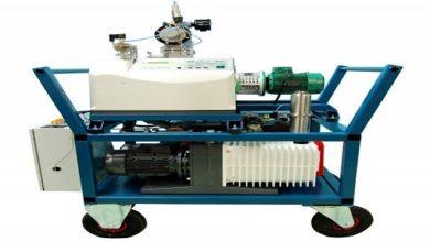 Helium Leak Sensor