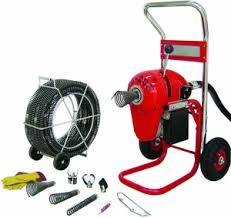 Drain Cleaning Equipment Market